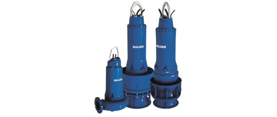 Pompe pentru ape uzate