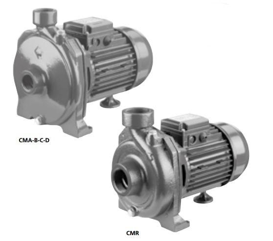 Electropompe EBARA Tip CM(A-B-C-D)-CMR